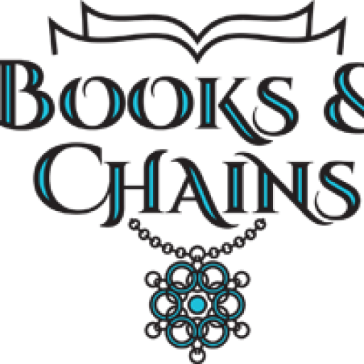 Books & Chains logo