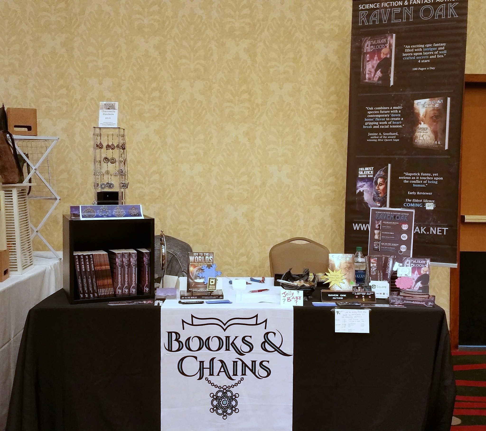 Anglicon Booth