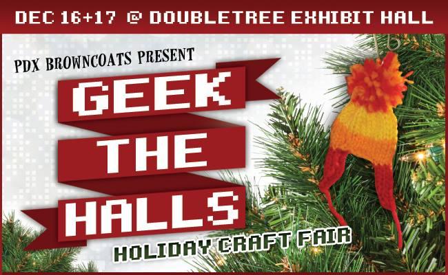 Geek the Halls 2017
