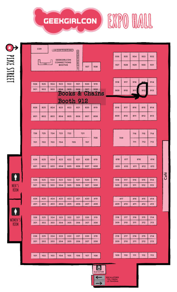 Expo Hall, Booth 912